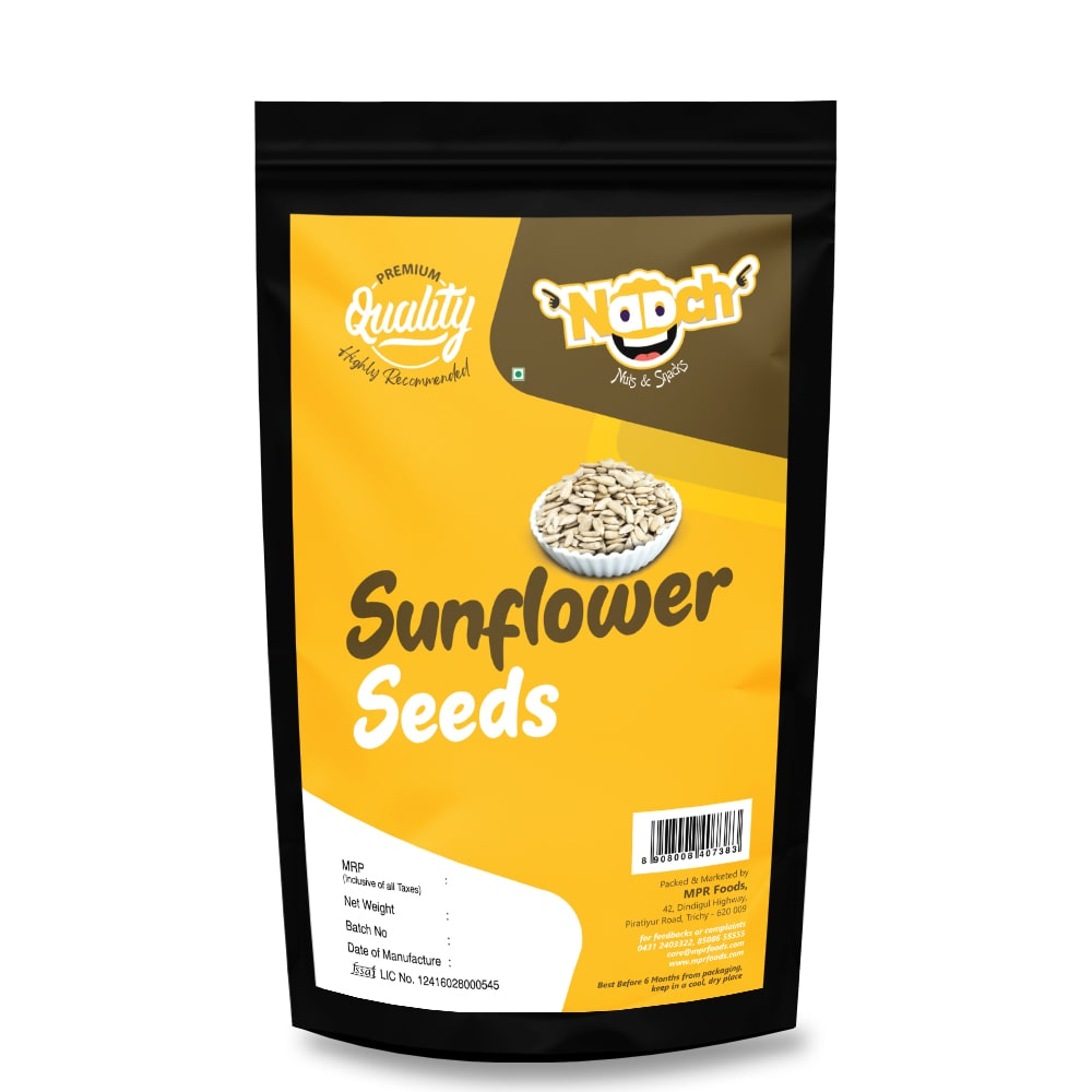 NAACH- SUNFLOWER SEEDS 100G