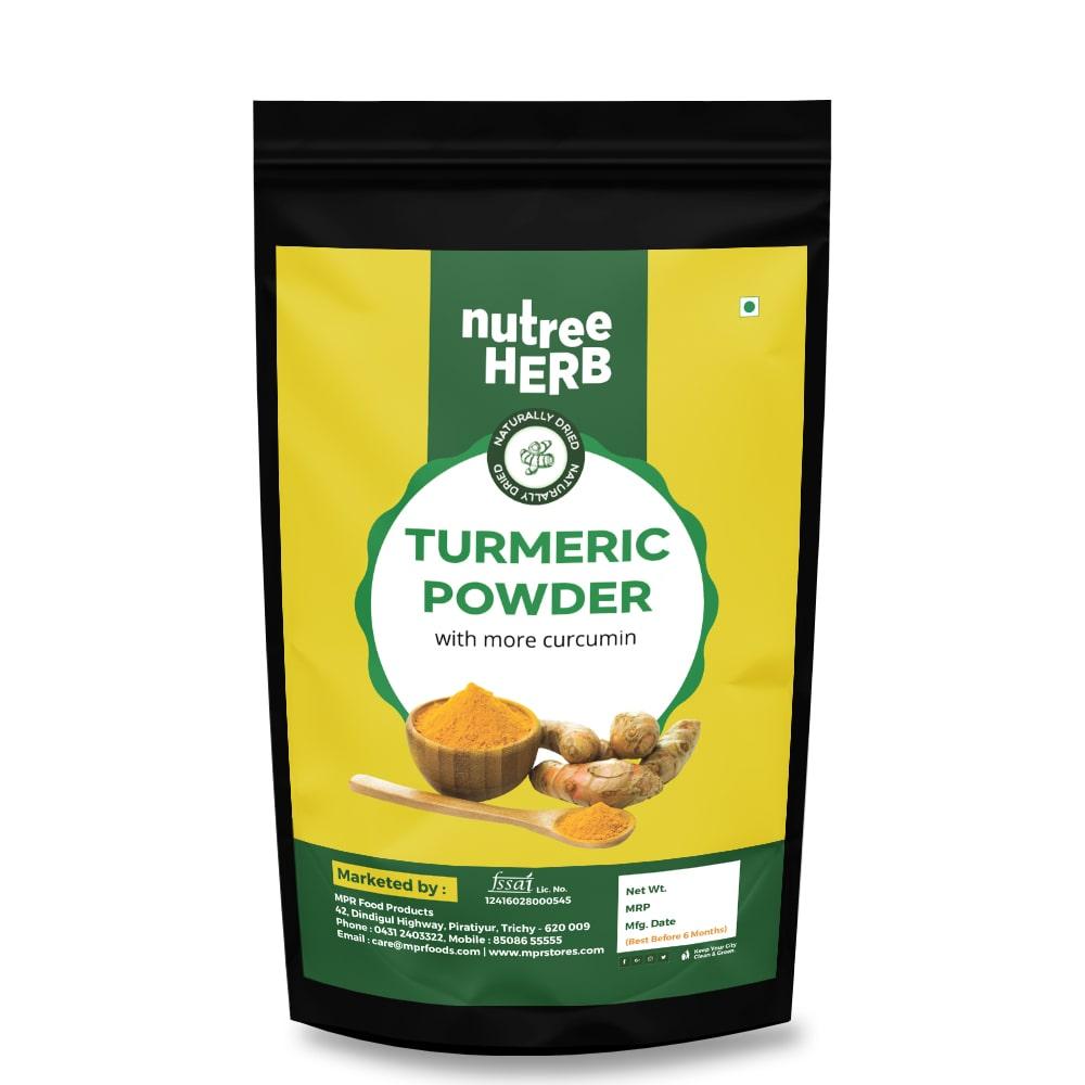 NUTREE HERB- TURMERIC POWDER 200G