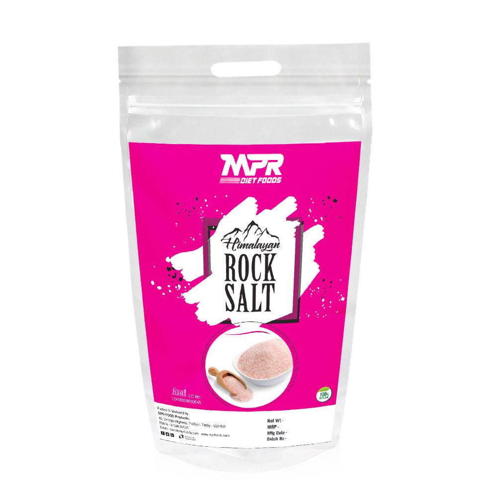 MPR DIET FOODS- ROCKSALT