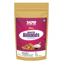 MPR DIET FOODS- PALEO SALTY ALMONDS