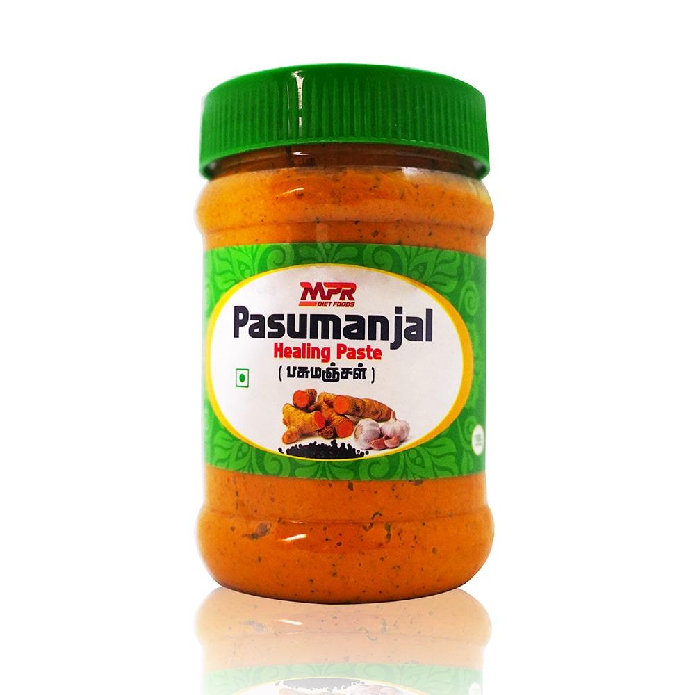 MPR DIET FOODS- PASUMANJAL PASTE 300G