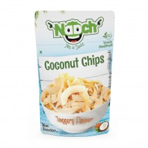 NAACH- COCONUT CHIPS JAGGERY 25GM