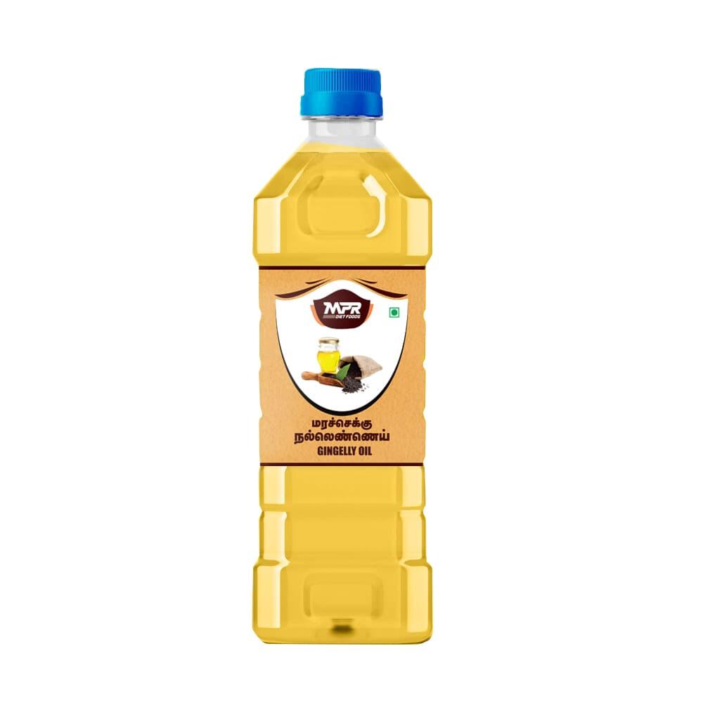 MPR DIET FOODS- SESAME OIL 1LT