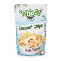 NAACH- COCONUT CHIPS VANILLA 25GM