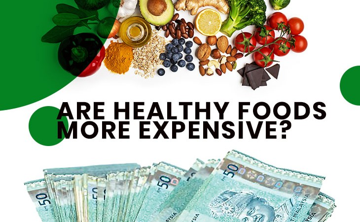Are Healthy Foods More Expensive?