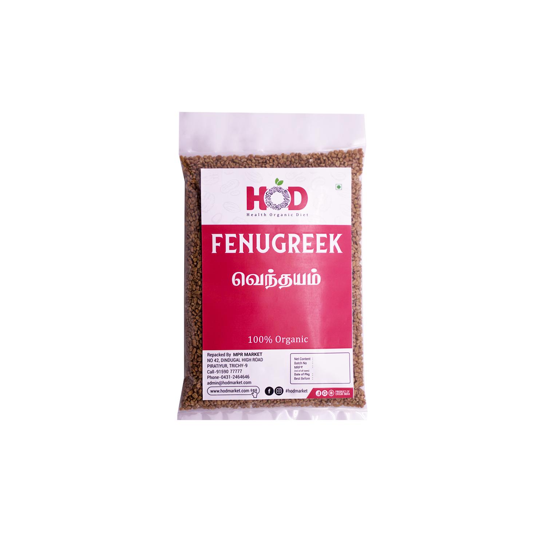 HOD- FENUGREEK/VENDHAYAM 100G