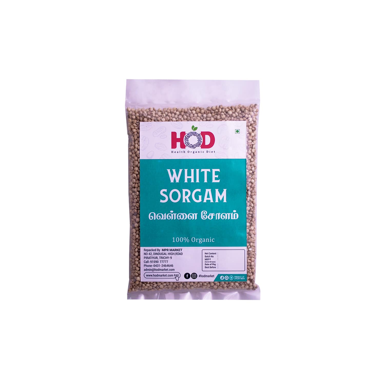 HOD- WHITE SORGHUM/WHITE SOLAM
