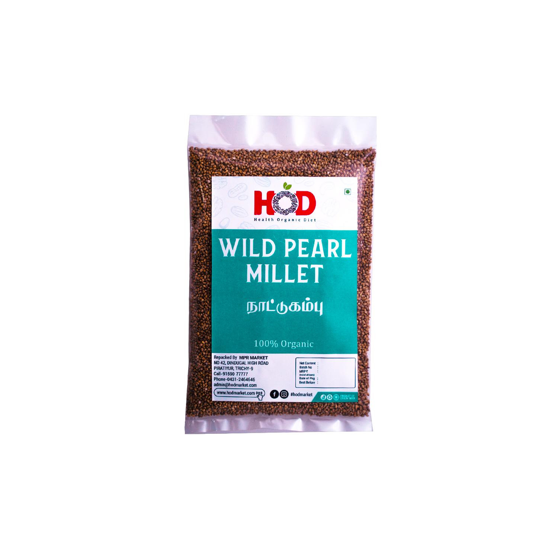 HOD- WILD PEARL MILLET/NATTUKAMBU