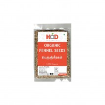 HOD- FENNEL SEEDS/SOMBU 100G