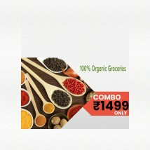 ORGANIC GROCERYS COMBO OFFER@1499