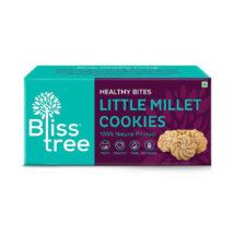 BLISS TREE- LITTLE MILLET COOKIES 75G