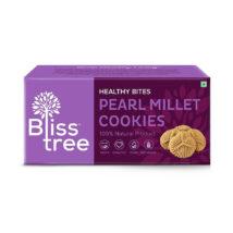BLISS TREE- PEARL MILLET COOKIES 75G